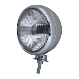 Chrome Plated 6″ Sealed Beam Light