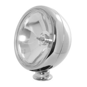 Chrome Plated 6″ Utility Halogen Light