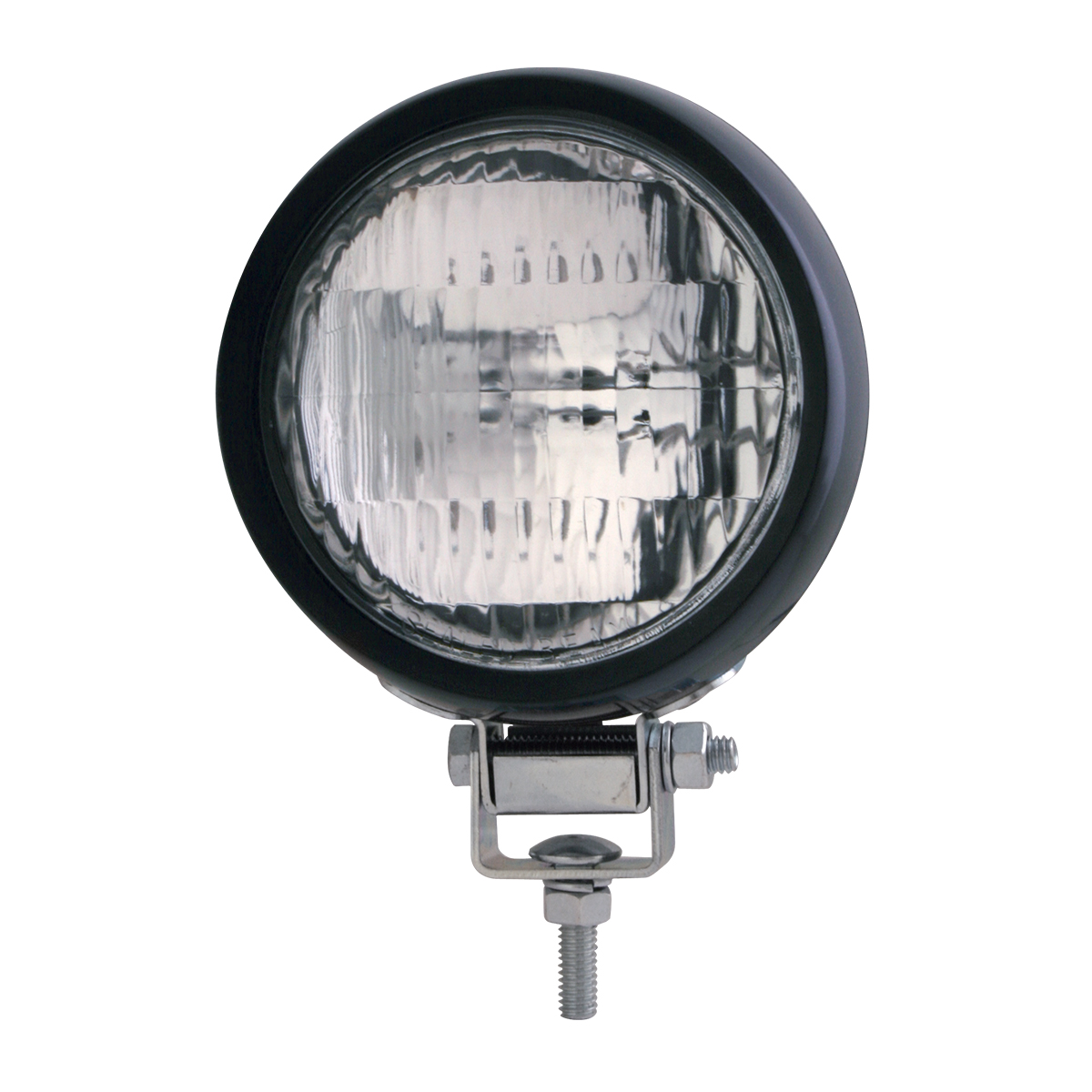 """#80417 4 ½"""" Tractor Utility Light - Front View"""