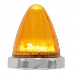 Watermelon Style Surface Mount LED Turn/Marker Light