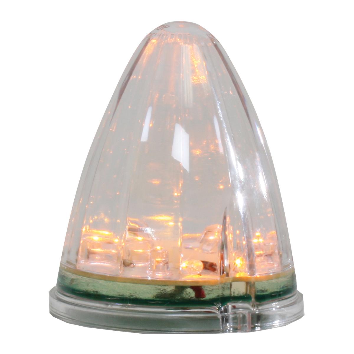 Amber/Clear Sealed LED Light Only for G1K Cab Light