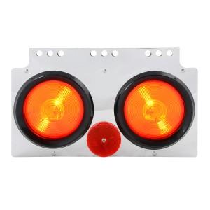 Chrome Steel Module Light Box