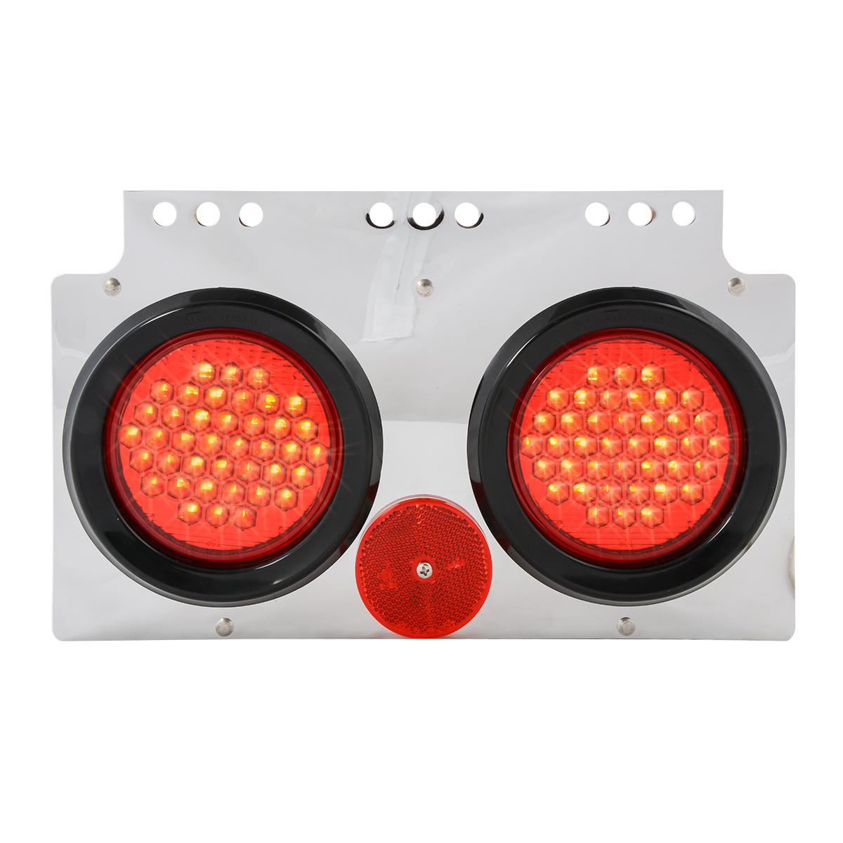 #84922 Regular LED Chrome Steel Module Light Box