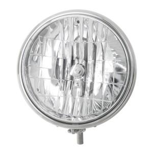 """Stainless Steel 9 ½"""" Headlight"""