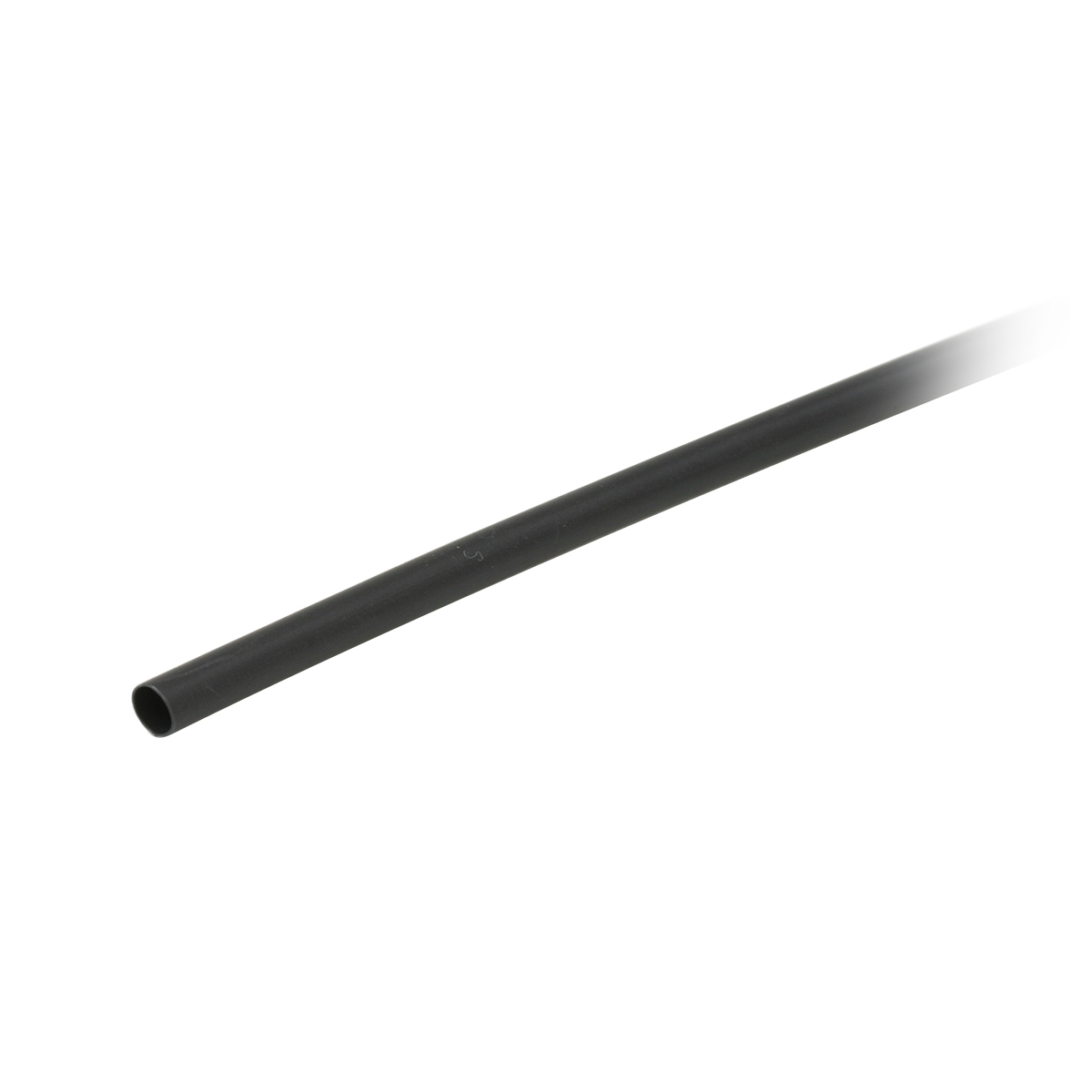 Black Polyolefin Heat Shrink Tubing