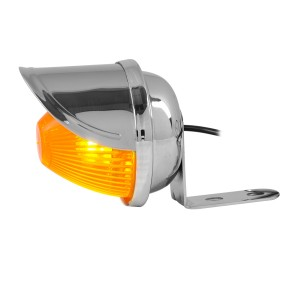 Beehive Marker Lights with L Brackets