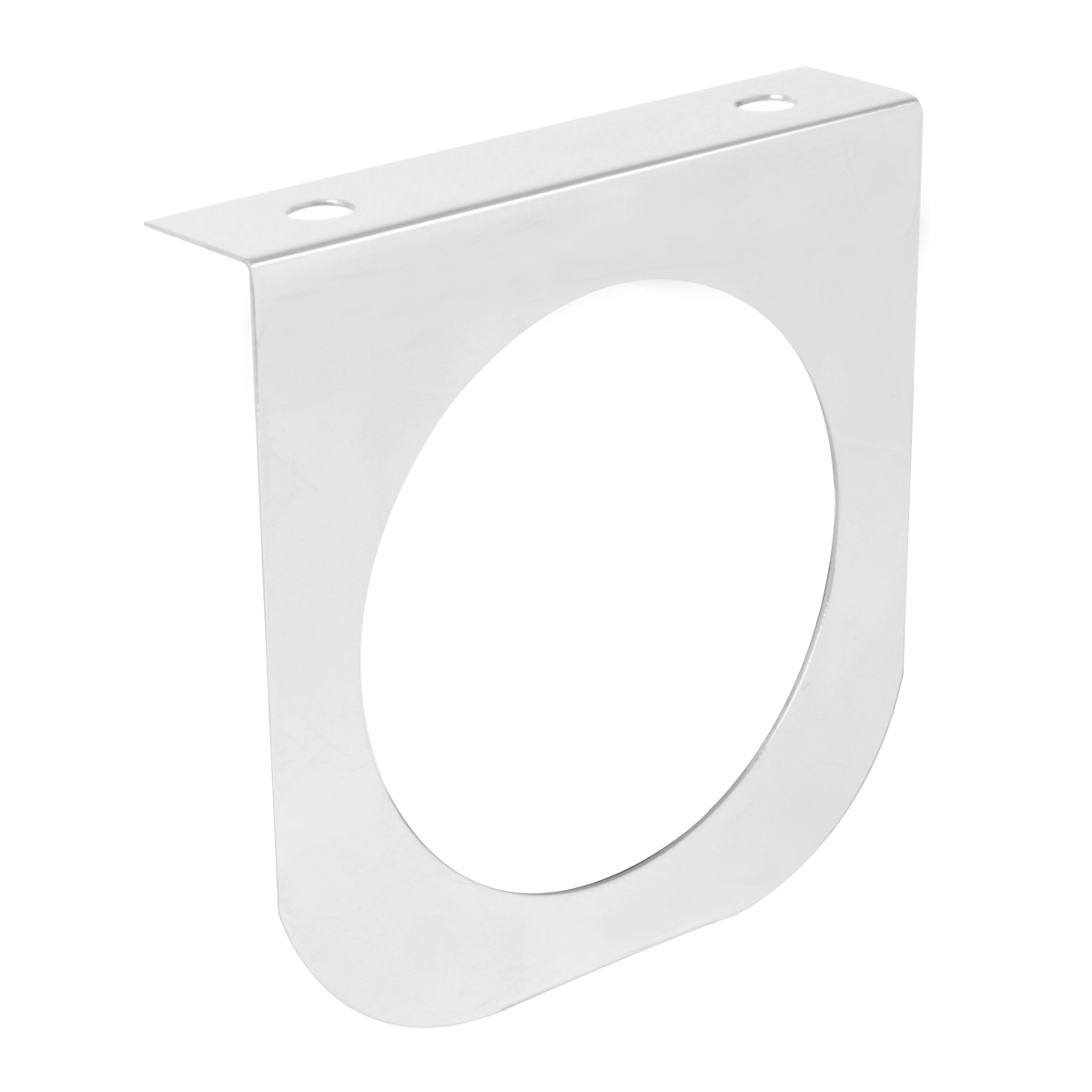 #81392 Stainless Steel Light Mounting Bracket Only