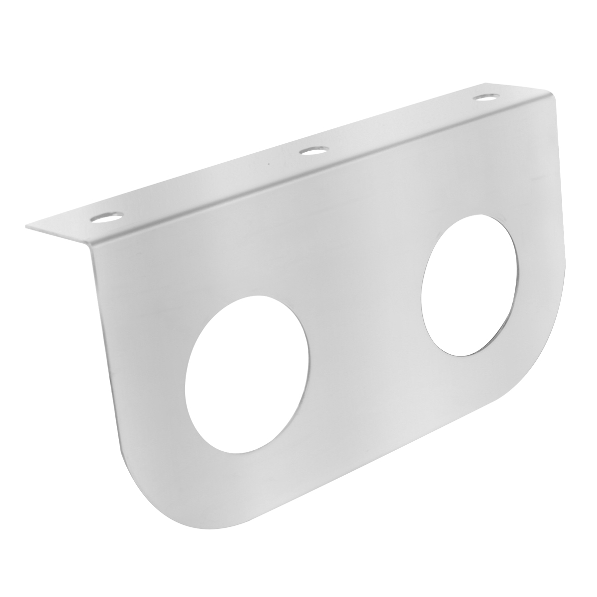 #81453 Stainless Steel Light Bracket Only