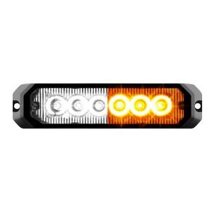 5″ Medium Rectangular High Power LED Strobe Light