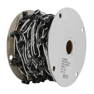 Continuous 2-Prong Light Plug Wire Harness Roll