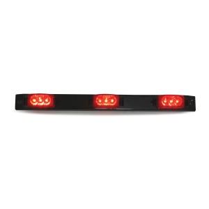 ID Bar with Small Rectangular LED Lights
