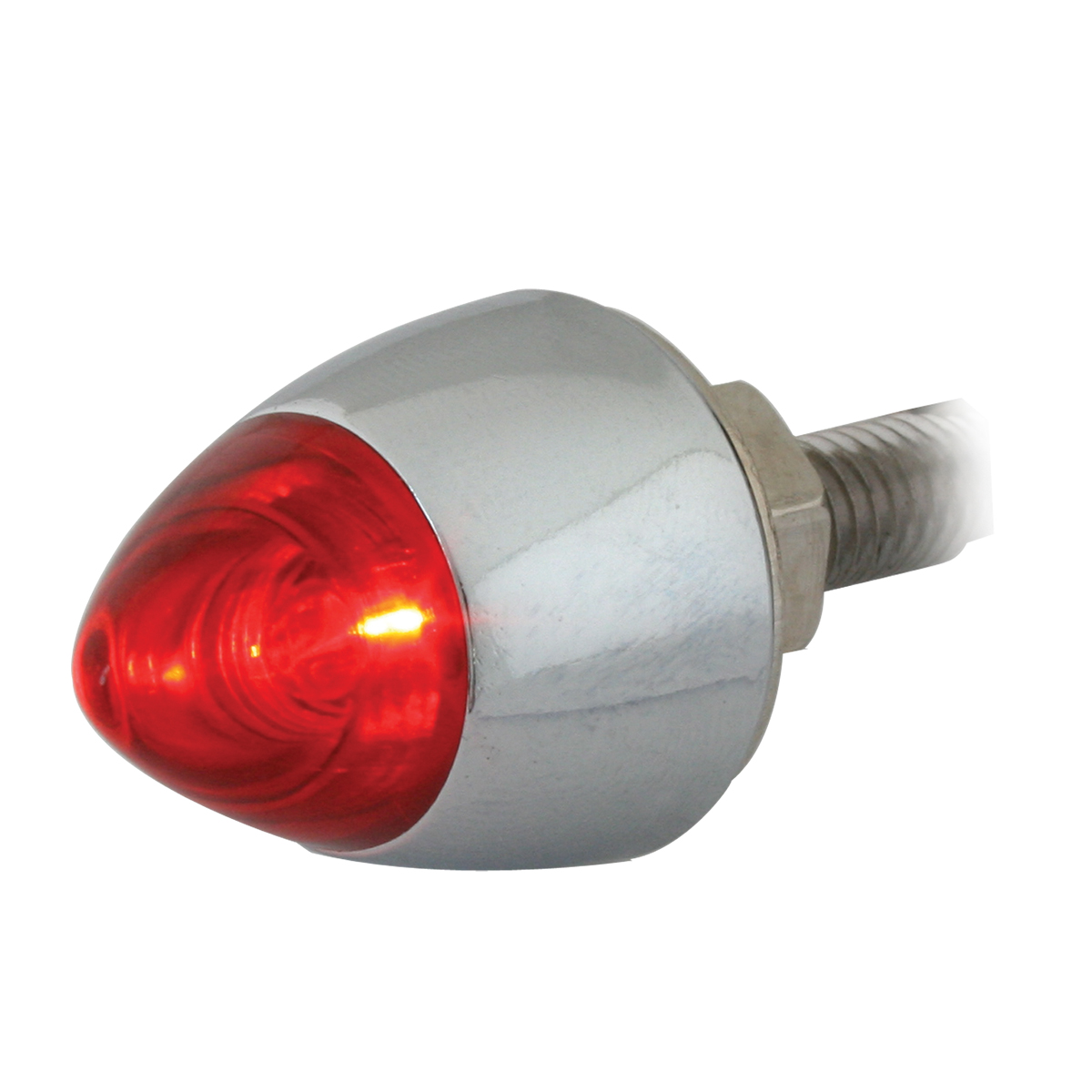 50924 Red Bullet Fastener LED Light