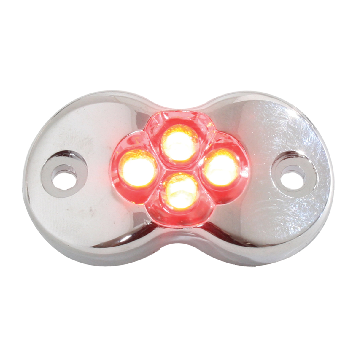 77553 Red Small Courtesy LED Light