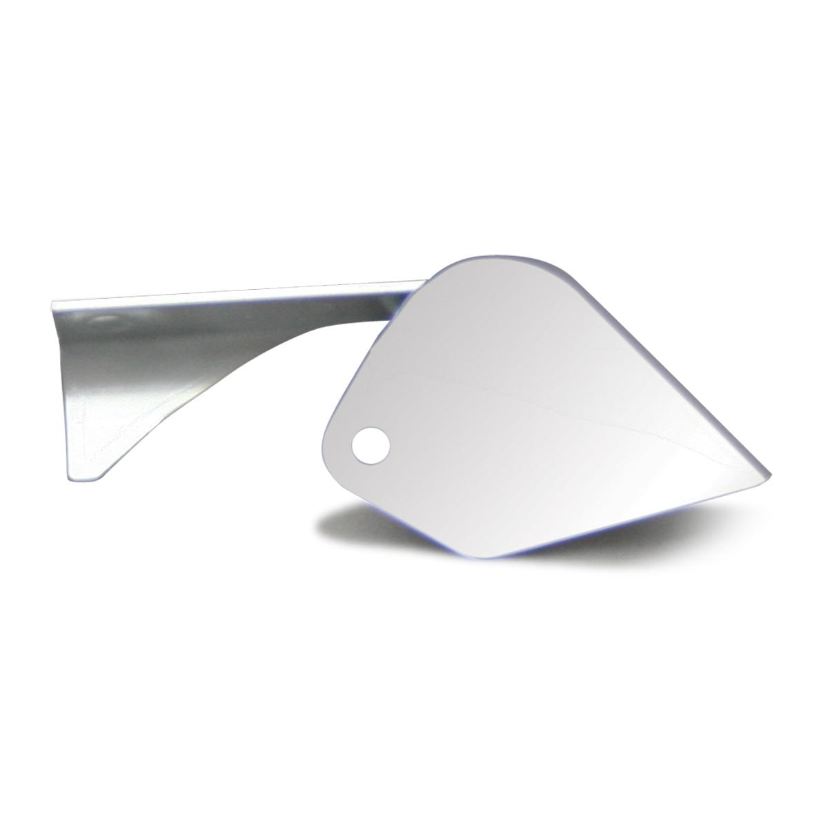 68337 Chrome Plastic Under Dash Vent for Peterbilt