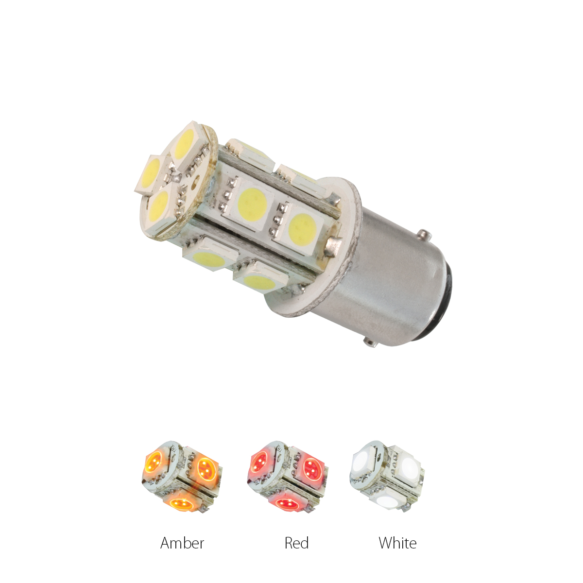 1157 Tower Style 13 LED Light Bulb