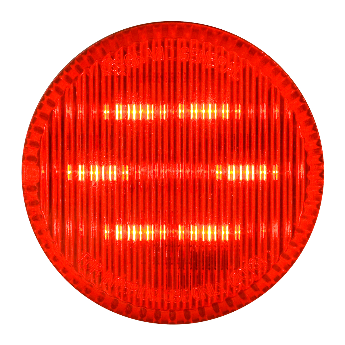 "75982 2"" Round Dual Function Light"