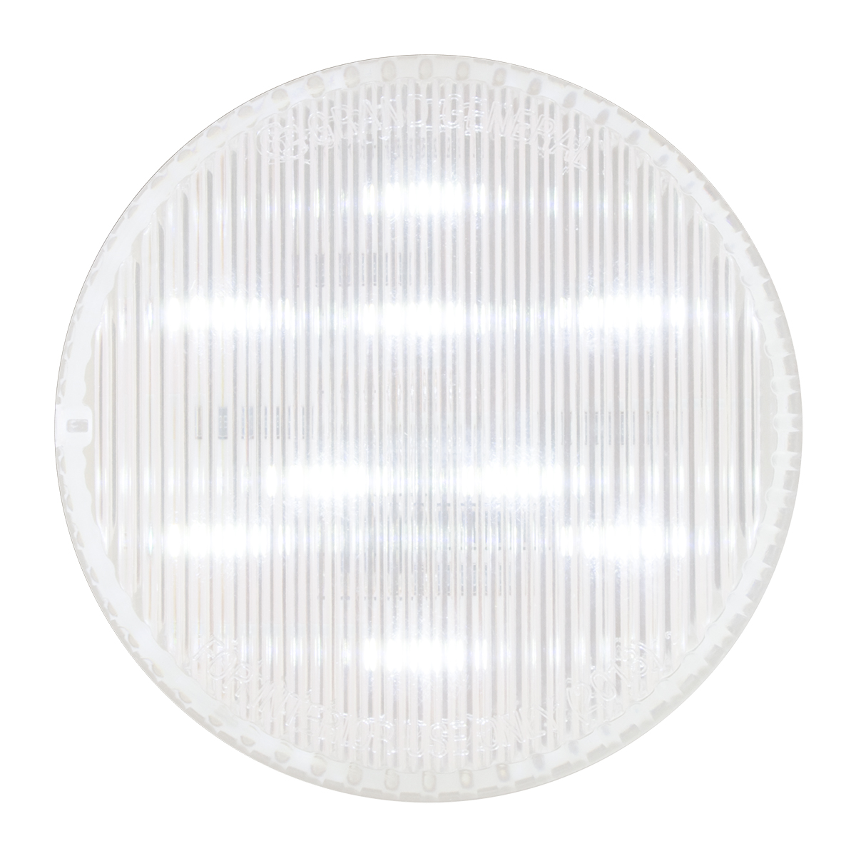 "75994 2-1/2"" Round Dual Function Light"