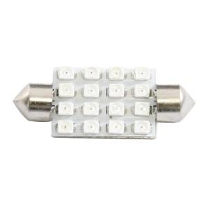 211-2 Dome Type 16 LED Light Bulb