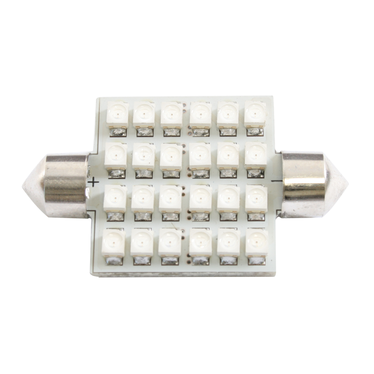 211-2 Dome Type 24 LED Light Bulb