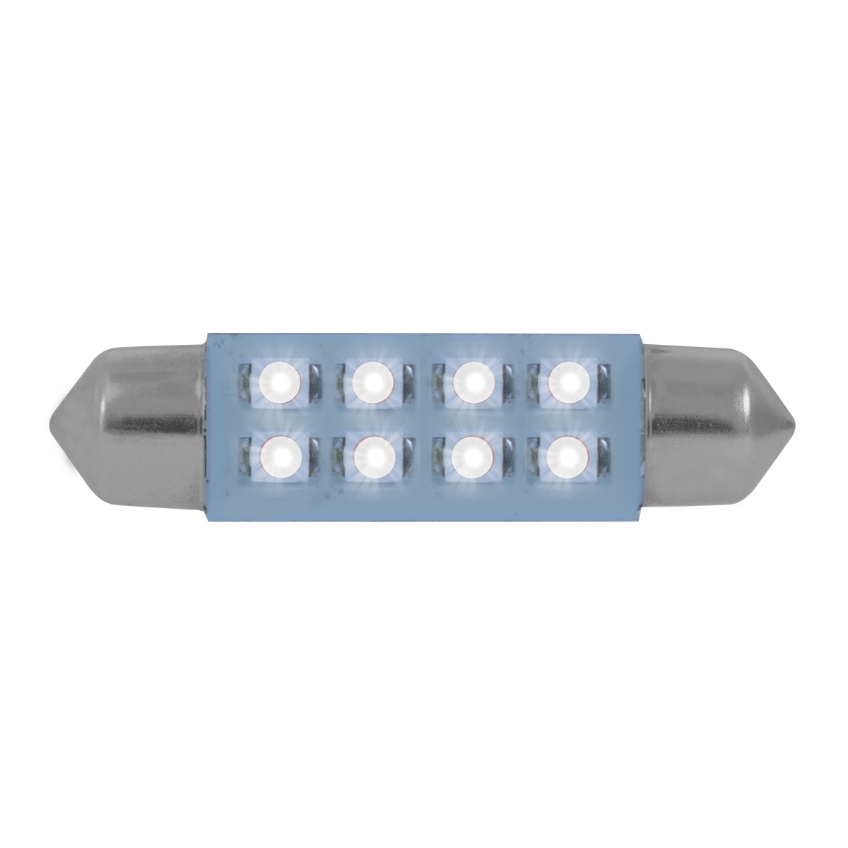 77154 White 211-2 Dome Type 8 LED Light Bulb