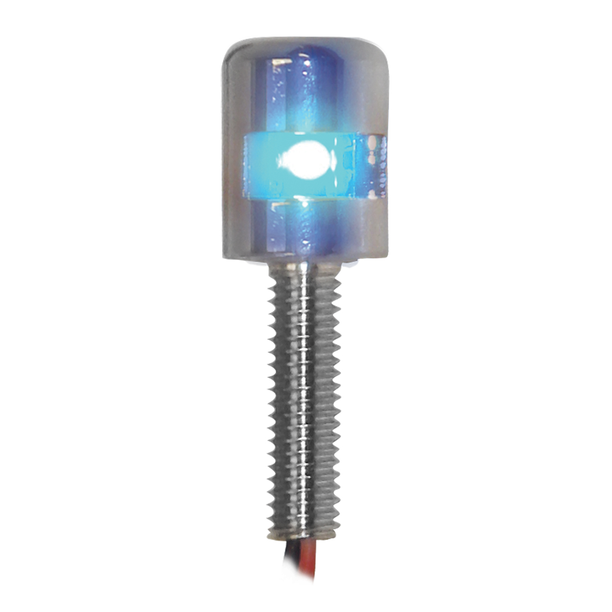 77201 Blue Side Type Screw LED Light
