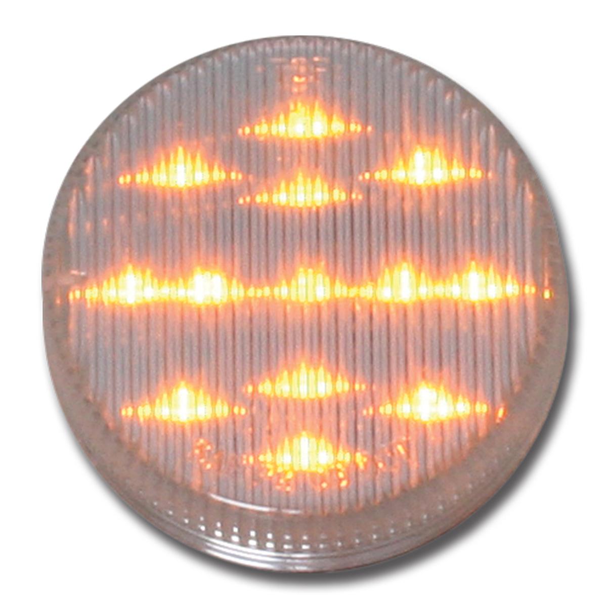 "79317 2-1/2"" Round Fleet Marker Light"