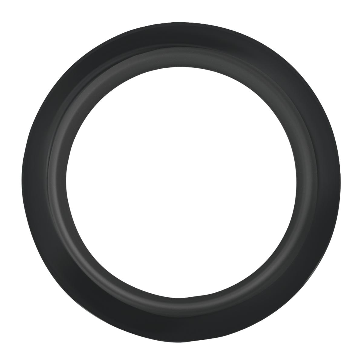 "80473 4"" Round Rubberized Vinyl Grommet"