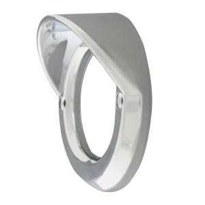 Grommet Cover w/ Visor for 2″ Round Light