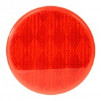 3″ Round Stick-On Reflector