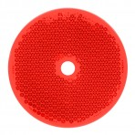 2-3/8″ Round Reflector w/ Center Mounting Hole