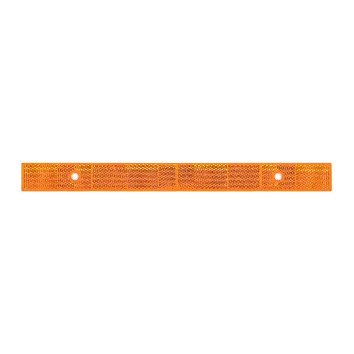 80865 Stick-On Reflector Strip w/ Adhesive Backing & 2 Screw Mount