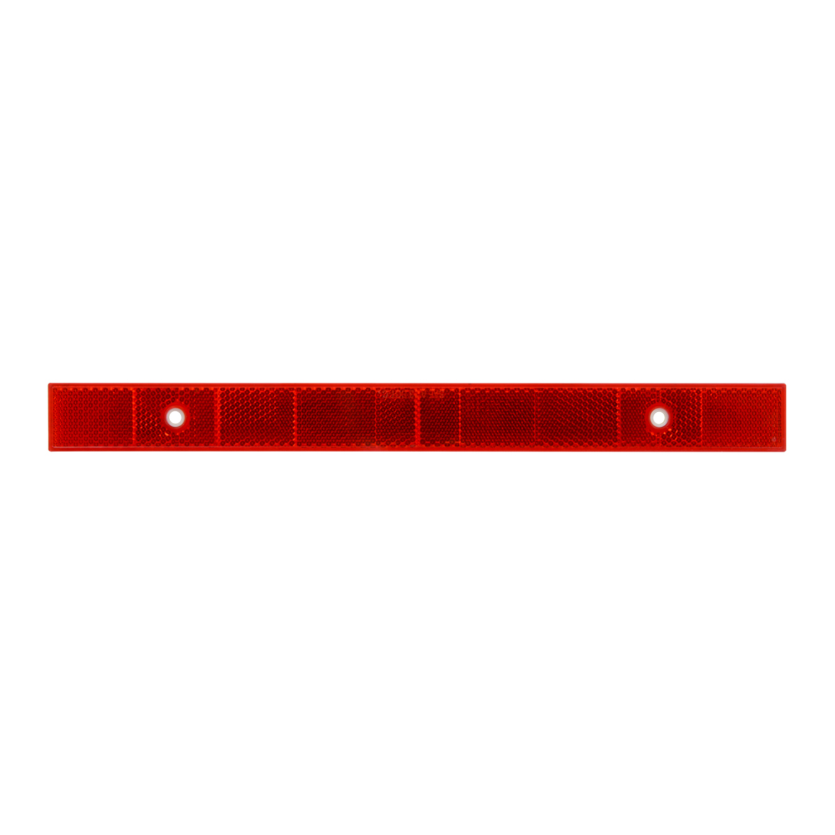 80866 Stick-On Reflector Strip w/ Adhesive Backing & 2 Screw Mount
