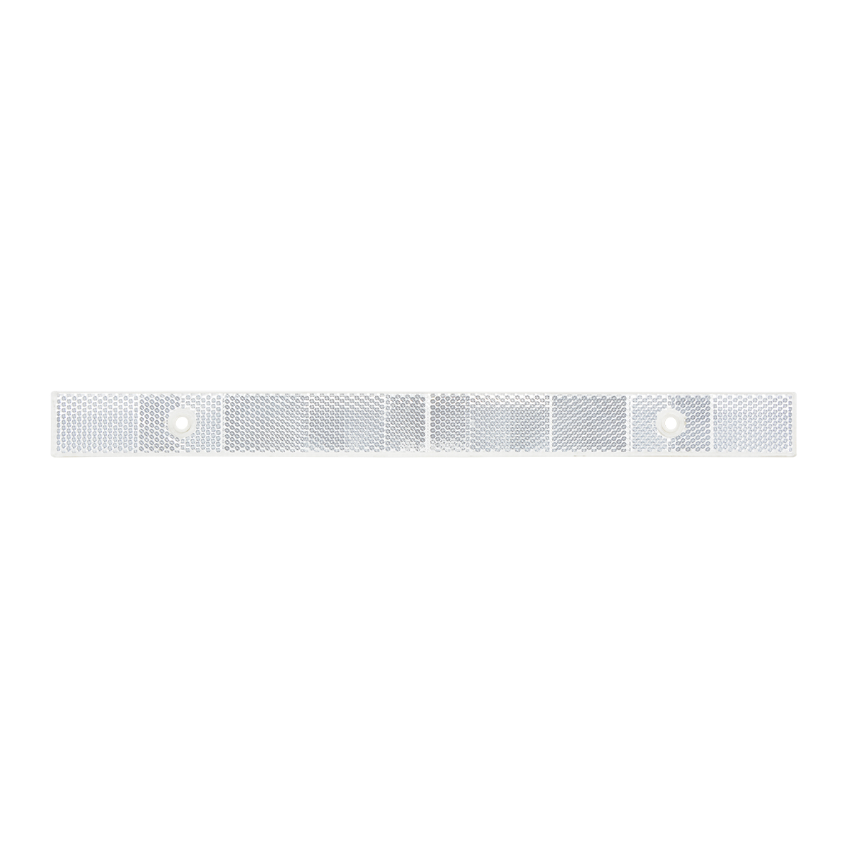 80867 Stick-On Reflector Strip w/ Adhesive Backing & 2 Screw Mount