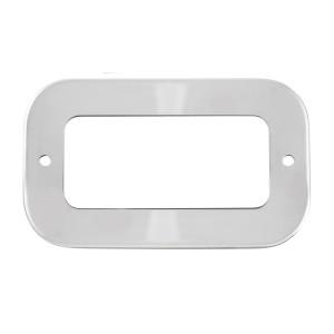Grommet Covers for Small Rectangular Lights