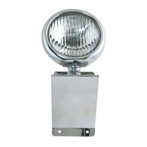 """Small """"Z"""" Shaped Light Bracket Kit with 5″ Clear Sealed Beam Light"""