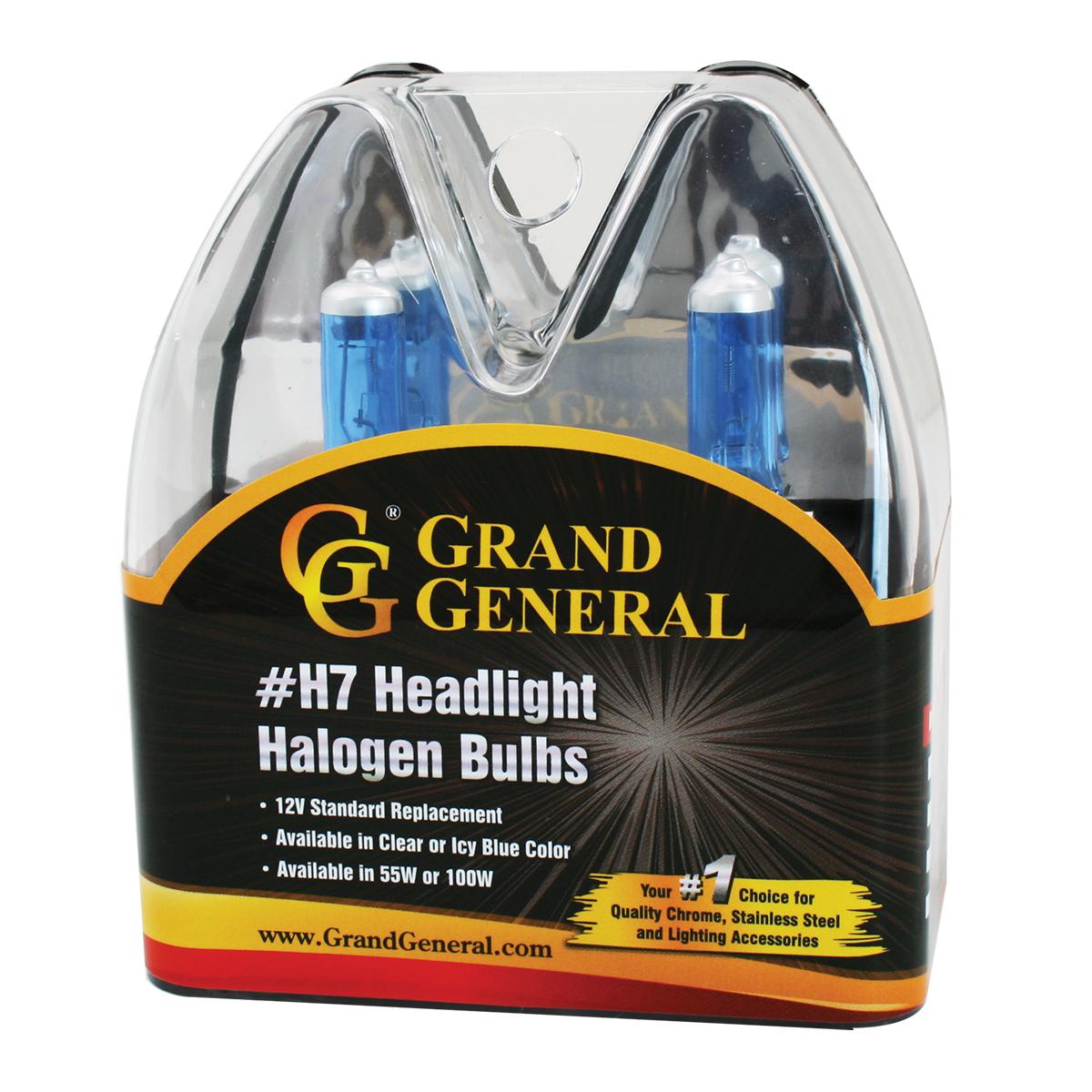 82059 H7 Headlight Halogen Bulb