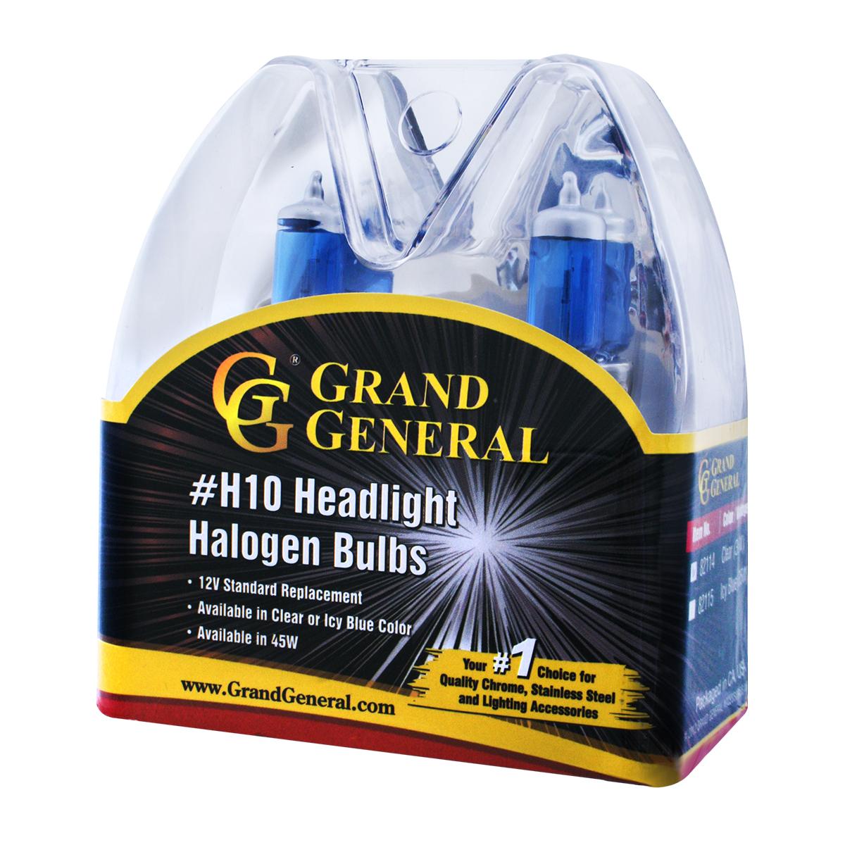 H10 Headlight Halogen Bulb