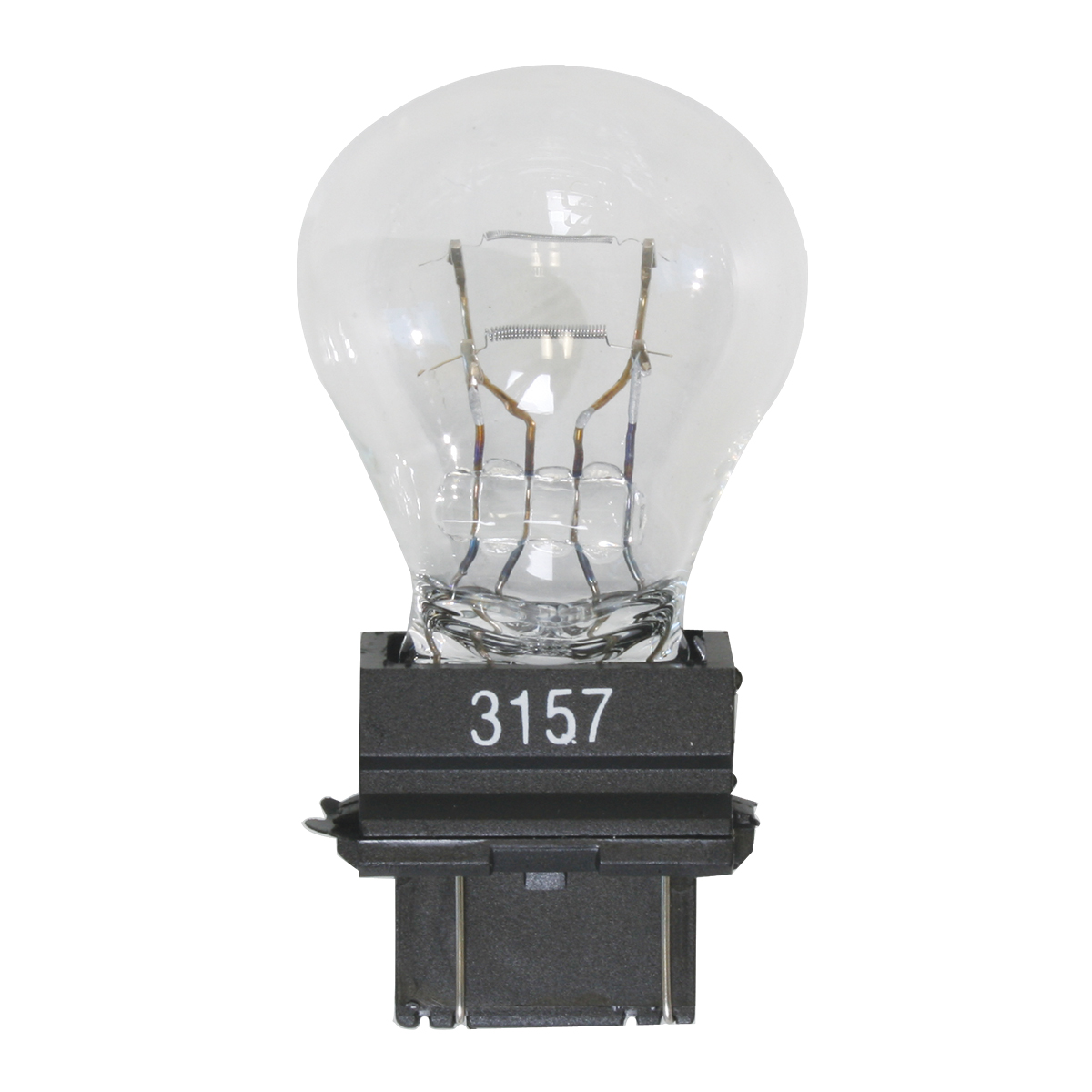 #83972 Miniature Replacement #3157 Clear Light Bulb