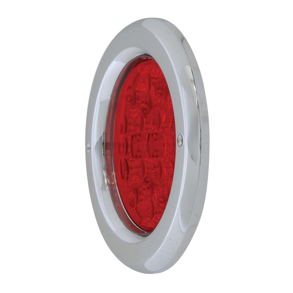 """Grommet Cover w/o Visor for 4"""" Round Light (Light Not Included)"""