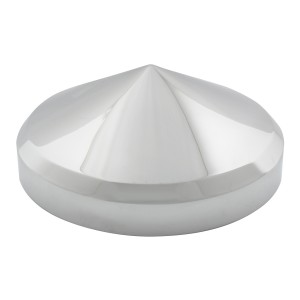 Rear Hub Caps in Cone Shape