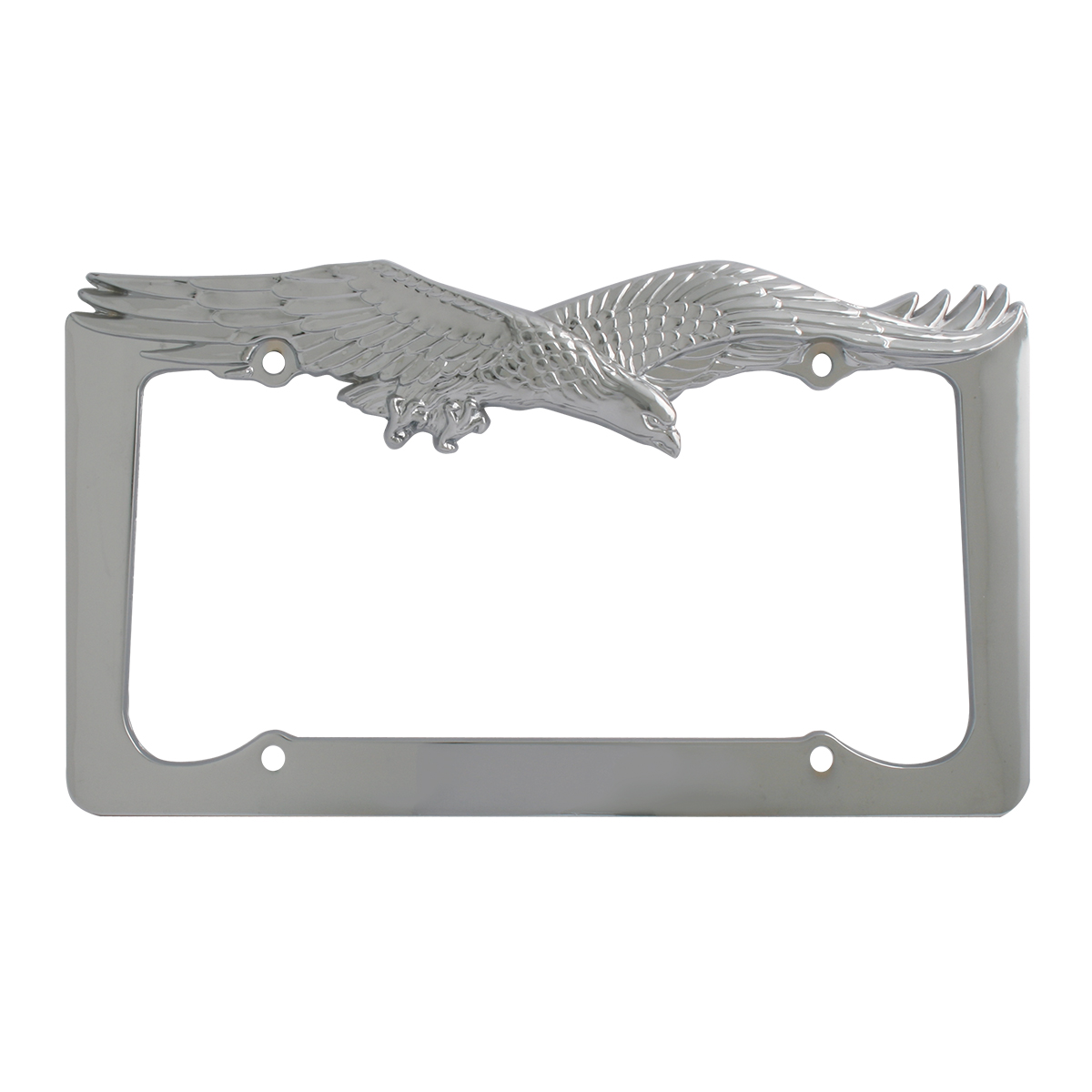 60290 Flyer Eagle License Plate Frame