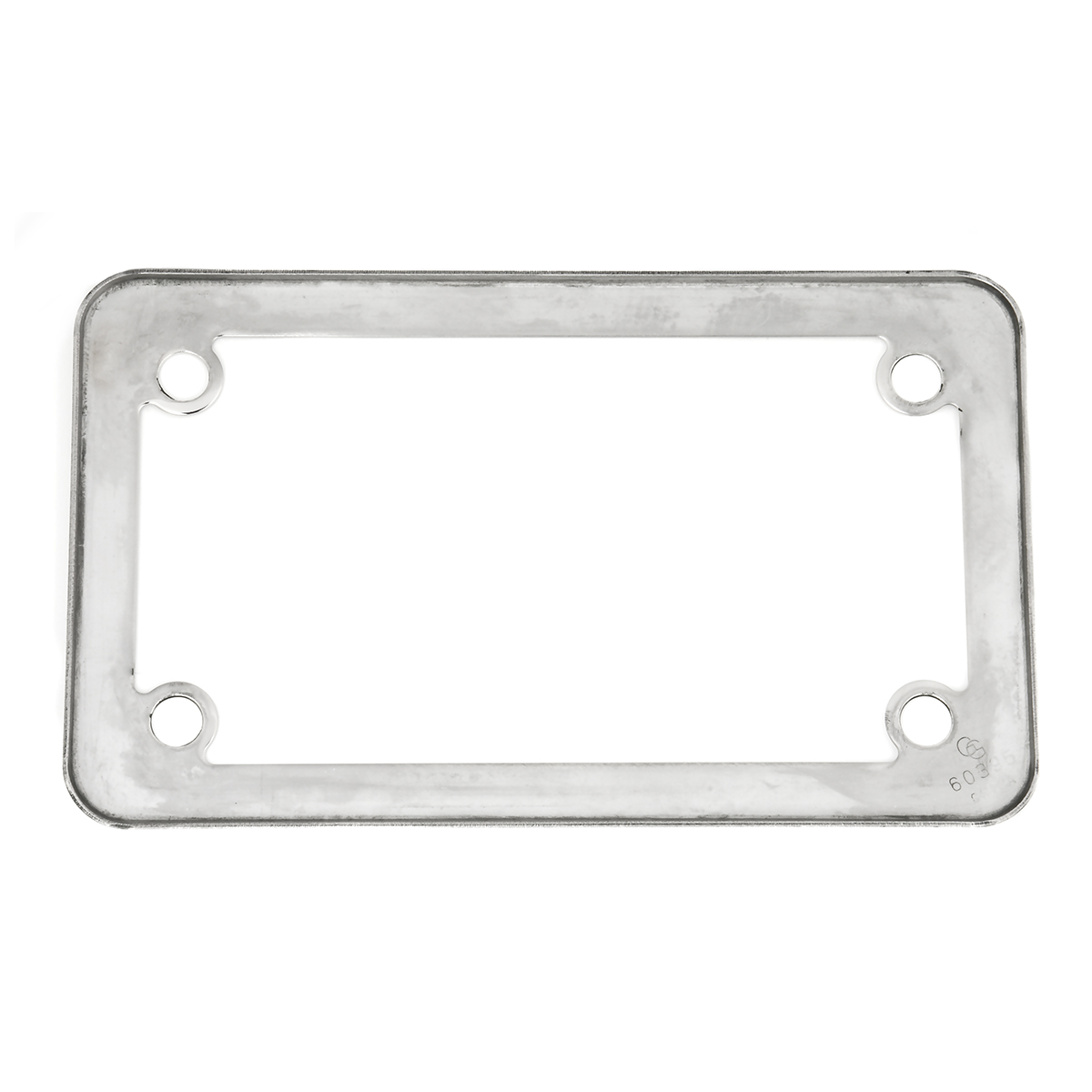 60395 Motorcycle License Plate Frames