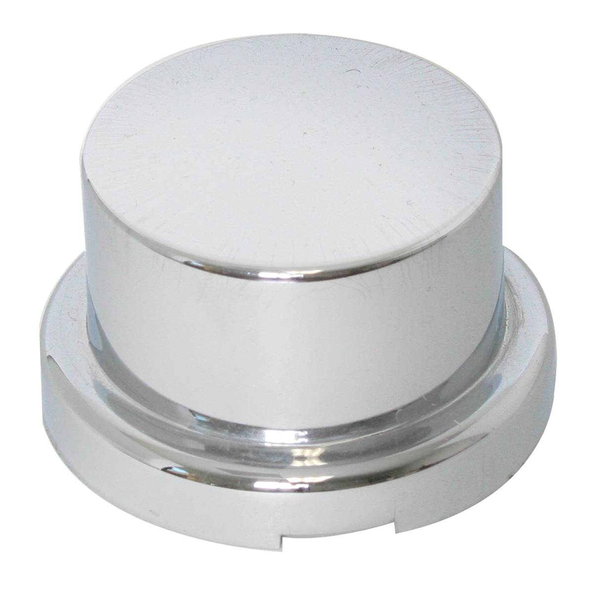 Standard Push-On Lug Nut Cover with Flange