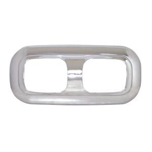 Dual Dome Light Trim Cover for Peterbilt