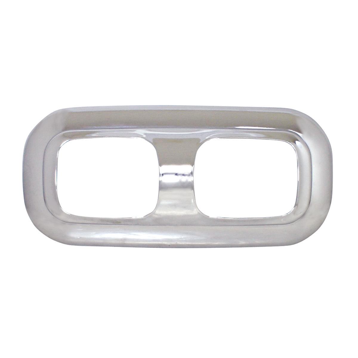 52019 Dual Dome Light Trim Cover for Peterbilt