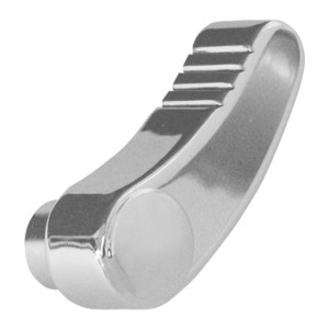 Chrome Die Cast Seat Lever for Peterbilt