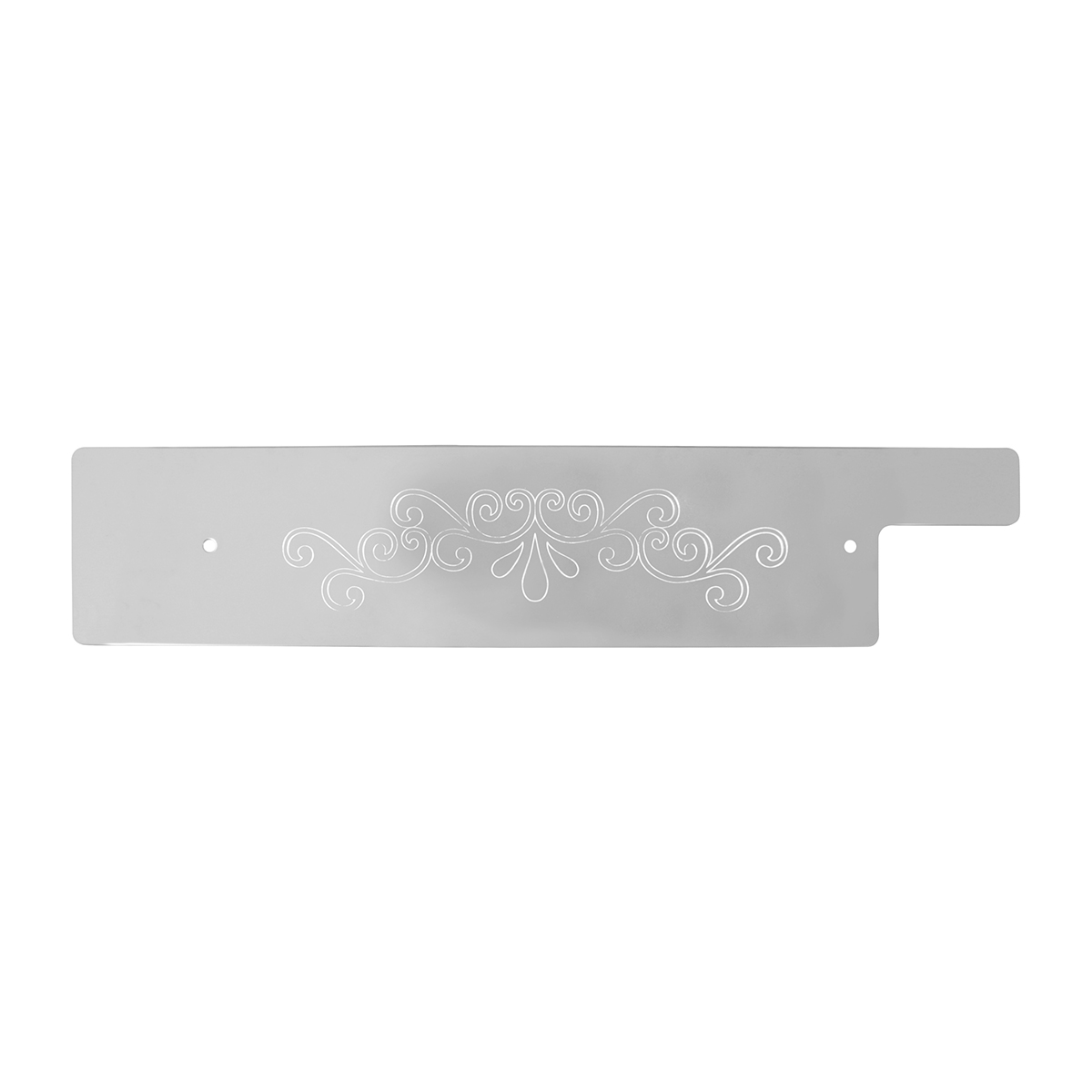 66991 Under Glove Box Plate for Peterbilt 370 Series 1995 to 2000