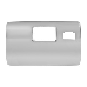 Glove Box Trim w/ Emblem Hole for Peterbilt 370 Series 2000 to 2005
