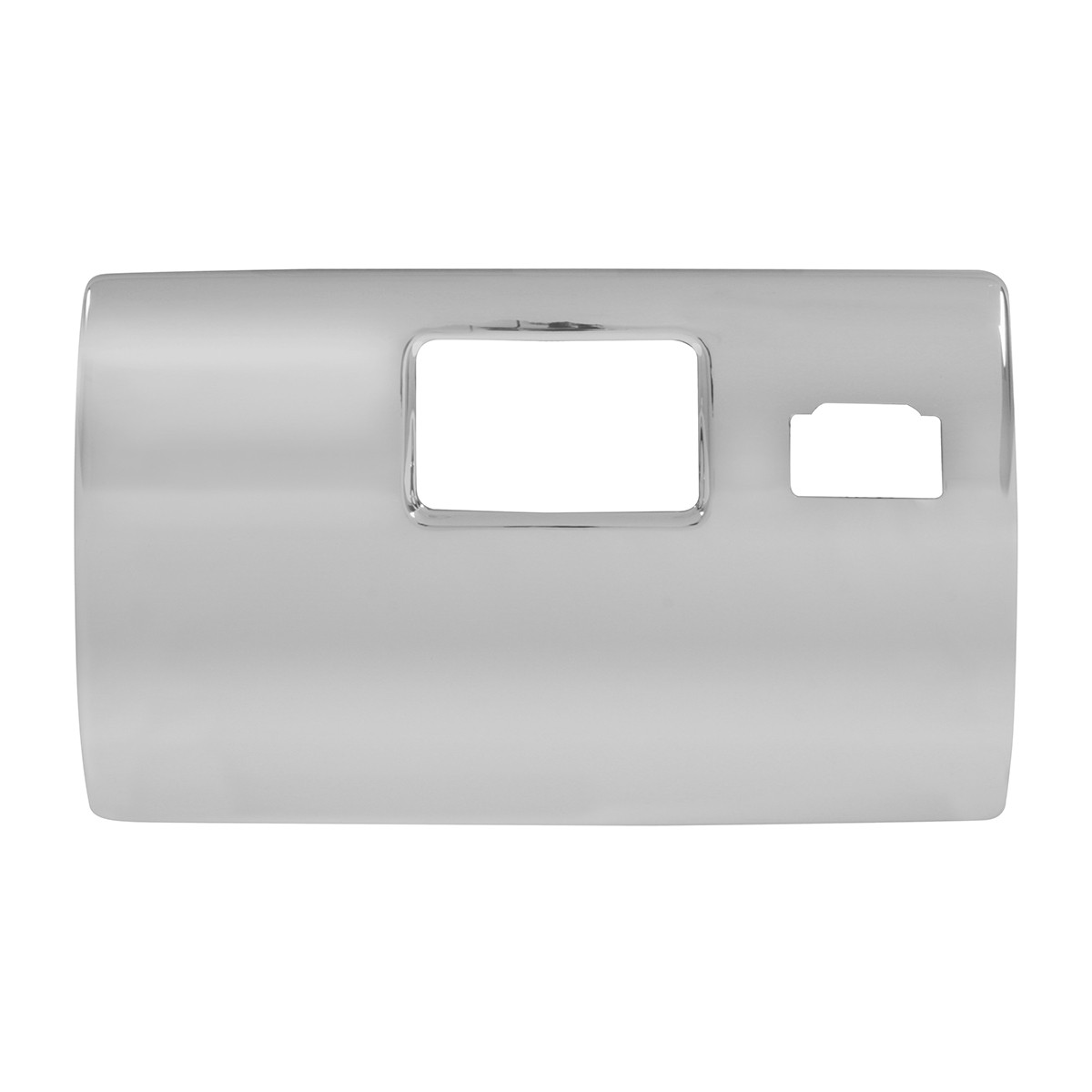 67950 Glove Box Trim w/ Emblem Hole for Peterbilt 370 Series 2000 to 2005