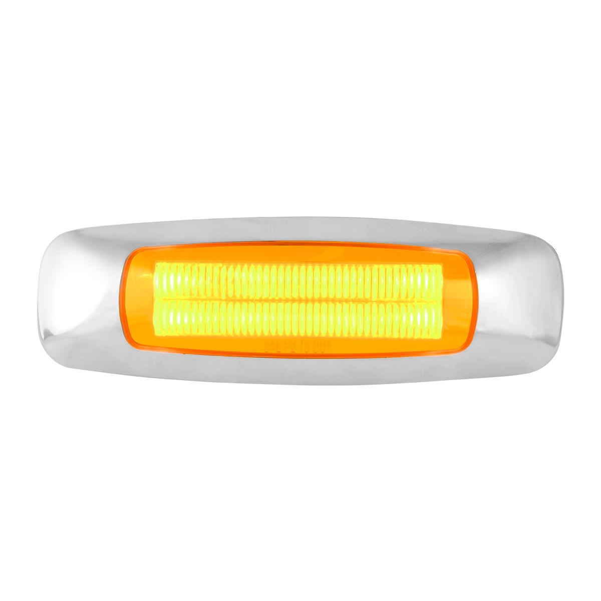 """5"""" Rectangular Amber/Amber LED Light"""
